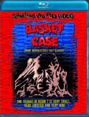 Frank Henenlotter's Basket Case (1982) on Blu-Ray