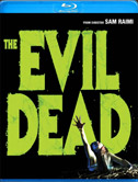 The Evil Dead on Blu-Ray