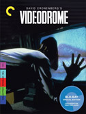 David Cronenberg's classic Videodrome - Criterion Blu-Ray Edition