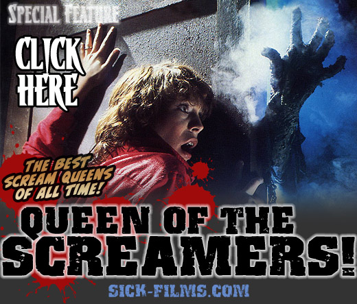 Click to read the Sick Films Scream Queens feature...